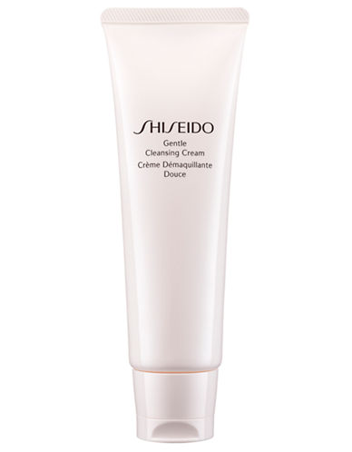Shiseido Gentle Cleansing Cream-NO COLOUR-125 ml