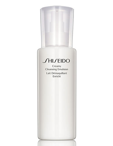 Shiseido Creamy Cleansing Emulsion-NO COLOUR-One Size