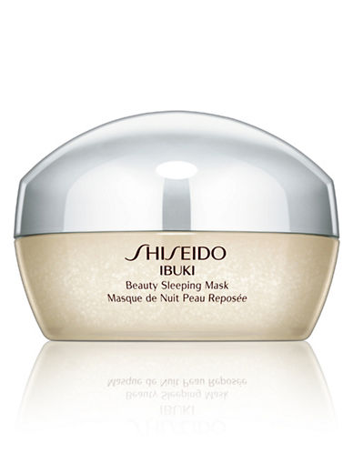 Shiseido Ibuki Beauty Sleeping Mask-NO COLOR-80 ml