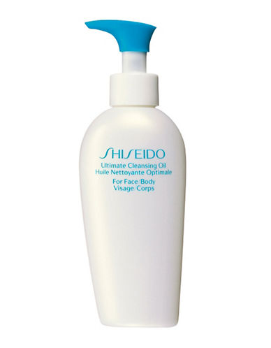 Shiseido Ultimate Cleansing Oil-NO COLOUR-One Size