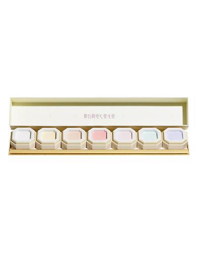 Shiseido Seven Pallete Face Powder Centennia Ed.-NO COLOR-One Size