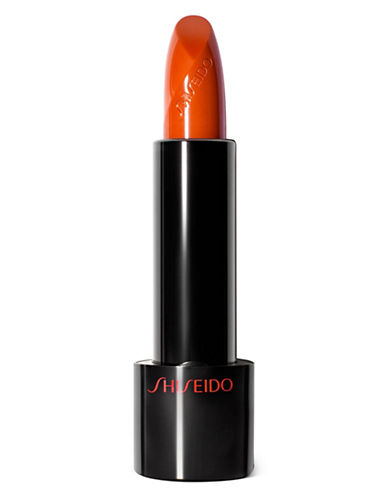 Shiseido Rouge Rouge Lipstick-FIRE TOPAZ-One Size