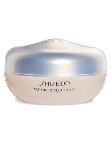 Shiseido Future Solution LX Total Radiance Loose Powder E-NO COLOR-One Size
