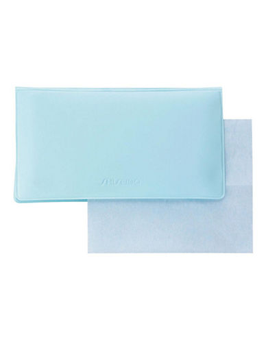 Shiseido Pureness Oil Control Blotting Paper-NO COLOUR-One Size