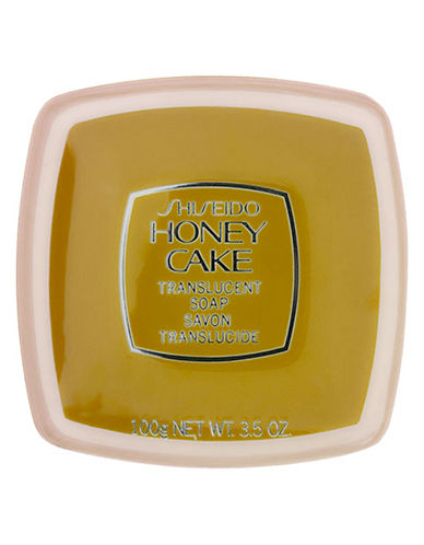 Shiseido Honey Cake Translucent Soap-GOLD-One Size