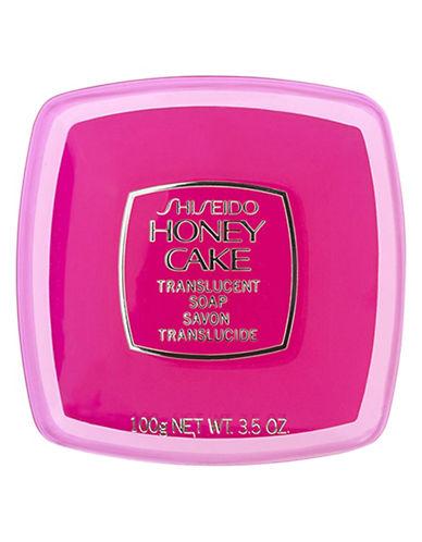 Shiseido Honey Cake Translucent Soap-RED-One Size
