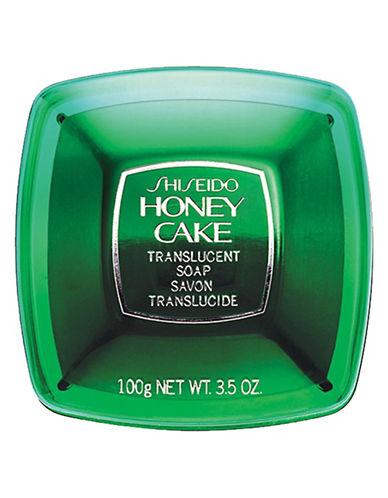 Shiseido Honey Cake Translucent Soap-GREEN-One Size