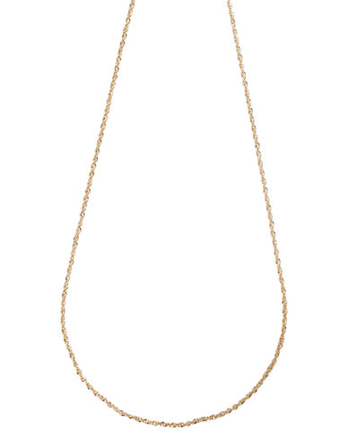 Fine Jewellery 14K Yellow Gold Pefectina Chain-YELLOW GOLD-One Size