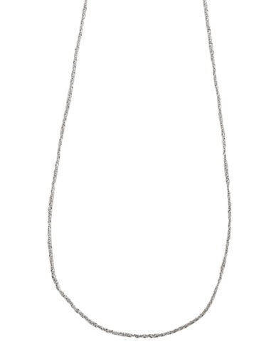 Fine Jewellery 14K White Gold Perfectina Chain-WHITE GOLD-One Size