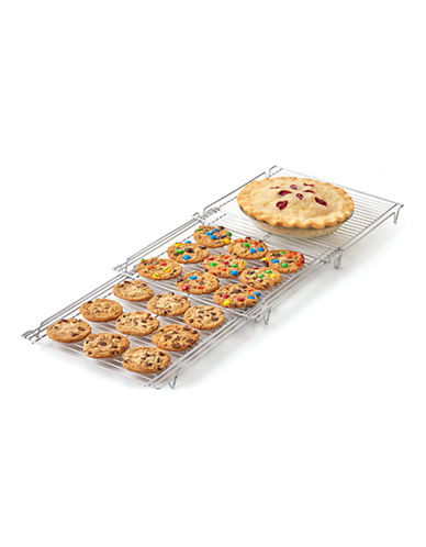 Nifty Home Products Inc. Expandable Cooling Rack-SILVER-One Size
