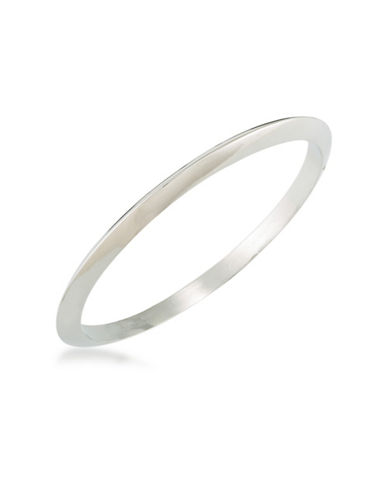 Trina Turk Knife Edge Bangle-SILVER-One Size