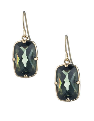 Lauren Ralph Lauren Drop Earrings-GREEN-One Size