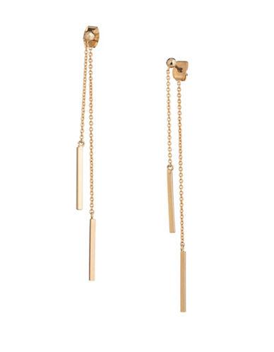 Lauren Ralph Lauren Threader Earrings-GOLD-One Size