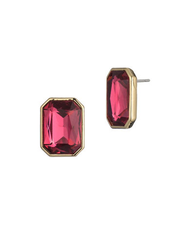 Trina Turk Cocktails & Confetti Stud Earrings-PINK-One Size