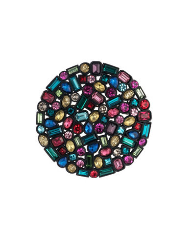 Trina Turk Cocktails & Confetti Convertible Brooch-MULTI-One Size