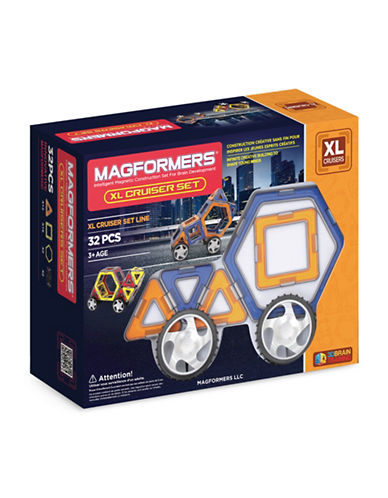 Magformers XL Cruisers 32-Piece Set-ASSORTED-One Size