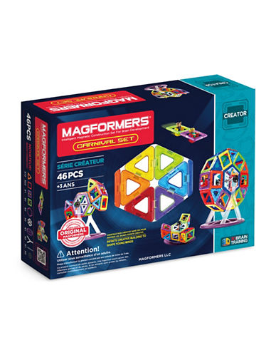 Magformers Carnival 46-Piece Set-ASSORTED-One Size
