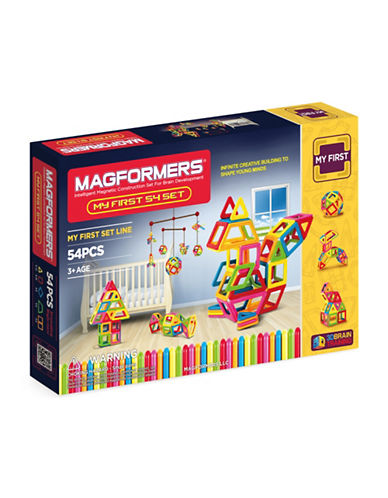 Magformers My First 54-Piece Set-ASSORTED-One Size