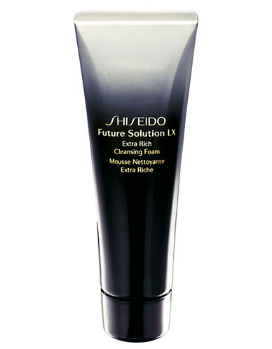 Shiseido Future Solution Lx Extra Rich Cleansing Foam-NO COLOUR-125 ml