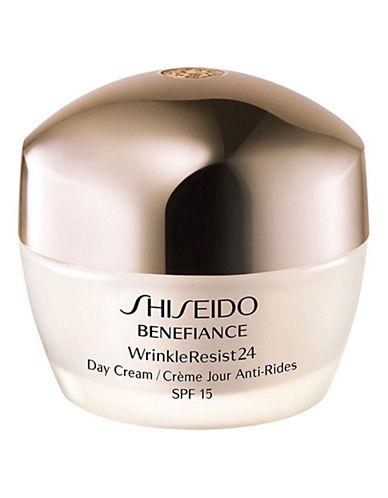 Shiseido Benefiance WrinkleResist24 Day Cream-NO COLOUR-50 ml