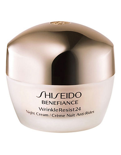 Shiseido Benefiance Wrinkleresist24 Night Cream-NO COLOUR-50 ml