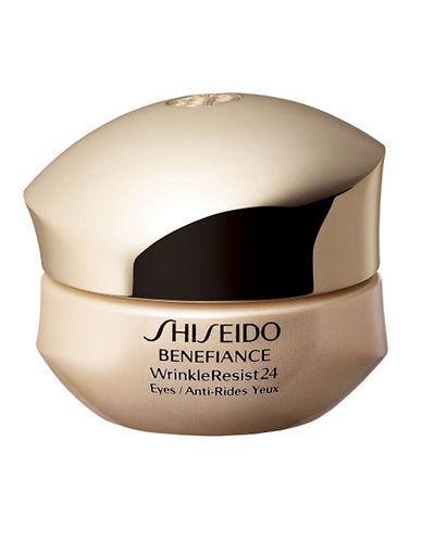 Shiseido Benefiance Wrinkleresist24 Intensive Eye Contour Cream-NO COLOUR-15 ml