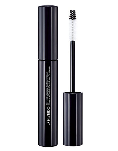 Shiseido Perfect Mascara Full Definition-BK901 BLACK-One Size