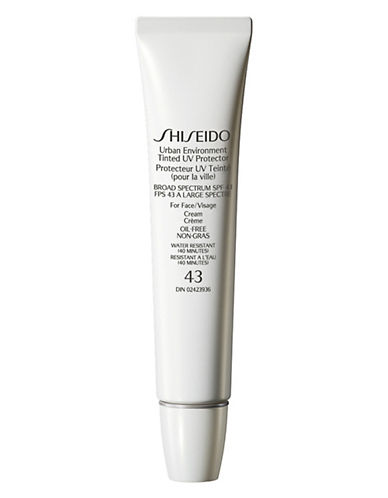 Shiseido Urban Environment Tinted UV Protector For Face-SHADE 2-30 ml