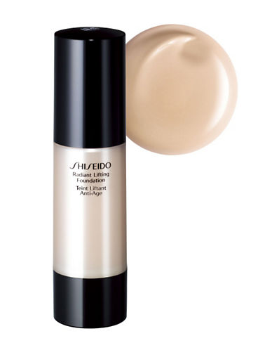 Shiseido Radiant Lifting Foundation-I40 NATURAL FAIR IVORY-One Size