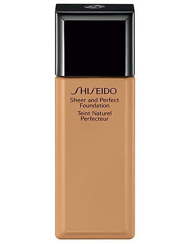 Shiseido Sheer and Perfect Foundation-I100-One Size