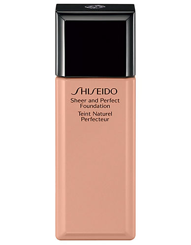 Shiseido Sheer and Perfect Foundation-B40-One Size