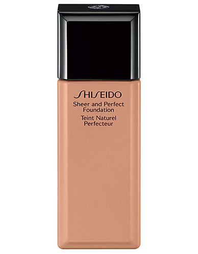 Shiseido Sheer and Perfect Foundation-B60-One Size