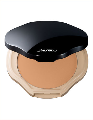 Shiseido Sheer and Perfect Compact Foundation Refill-B60 NATURAL DEEP BEIGE-One Size