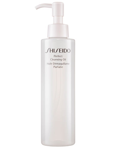 Shiseido Perfect Cleansing Oil-NO COLOUR-180 ml