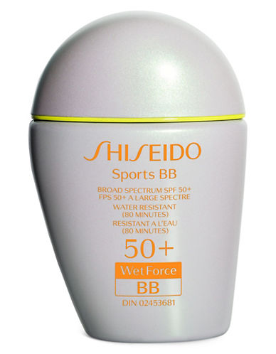 Shiseido Sports BB Light SPF50-MEDIUM-30 ml
