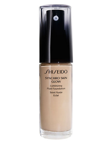 Shiseido Synchro Skin Glow Luminizing Fluid Foundation-N2-30 ml