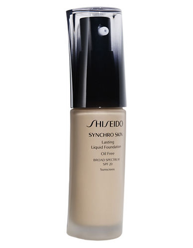 Shiseido Synchro Skin Glow Luminizing Fluid Foundation-R2-30 ml