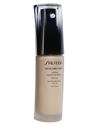Shiseido Synchro Skin Glow Luminizing Fluid Foundation-R3-30 ml