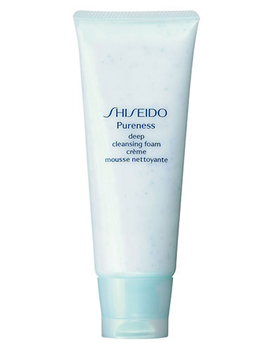 Shiseido Pureness Deep Cleansing Foam-NO COLOUR-100 ml
