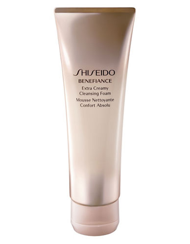 Shiseido Benefiance Extra Creamy Cleansing Foam-NO COLOUR-125 ml