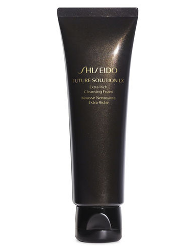 Shiseido Future Solution LX Extra Rich Cleansing Foam-NO COLOR-One Size