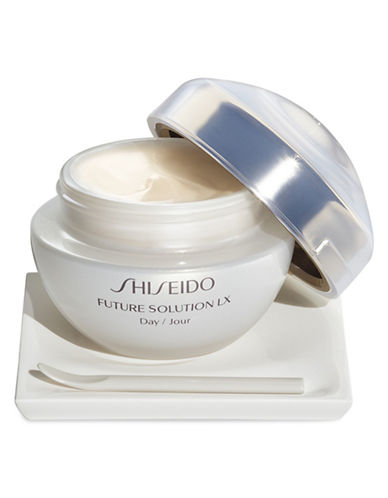 Shiseido Future Solution LX Total Protective Cream-NO COLOR-One Size