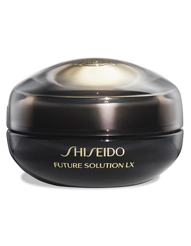 Shiseido Future Solution LX Eye and Lip Contour Regenerating Cream-NO COLOR-One Size