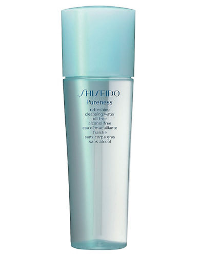Shiseido Pureness Refreshing Cleansing Water-NO COLOUR-150 ml