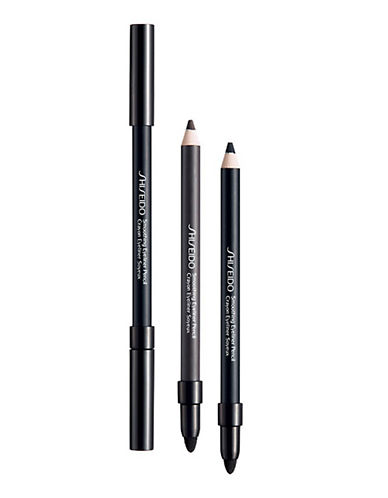 Shiseido Smoothing Eyeliner Pencil-BK901-One Size