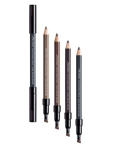 Shiseido The Makeup Natural Eyebrow Pencil-LIGHT BROWN-One Size