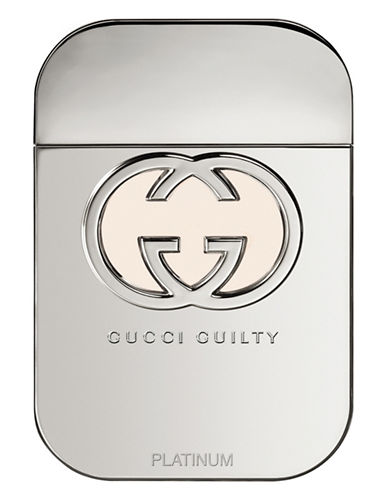 Gucci Guilty Platinum Edition Eau de Toilette-NO COLOUR-75 ml