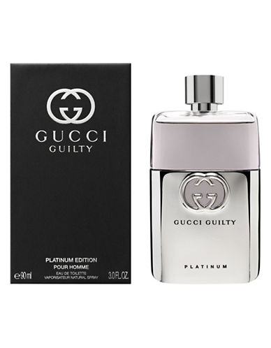 Gucci Guilty Pour Homme Eau de Toilette-NO COLOUR-90 ml