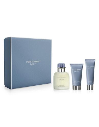 Dolce & Gabbana Light Blue Pour Homme Three-Piece Set-NO COLOUR-One Size