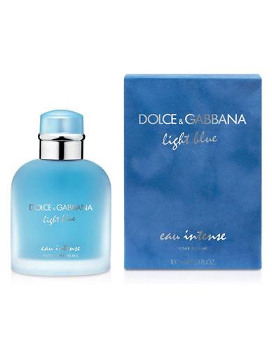 Dolce & Gabbana Light Blue Eau Intense Pour Homme Eau de Parfum-0-100 ml